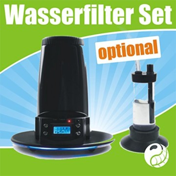Arizer Extreme-Q mit Wasserfilter