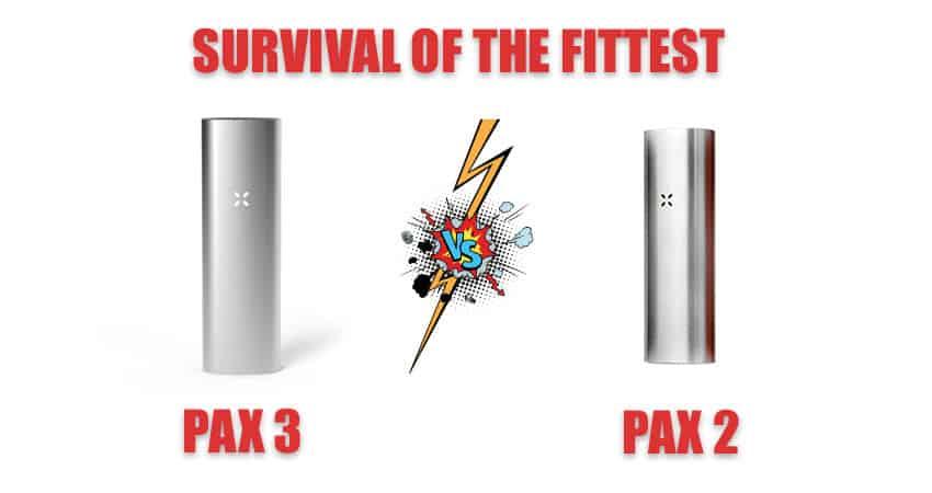 PAX 3 VS PAX 2