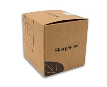 Die Sharpstone Kräutermühle in der Box
