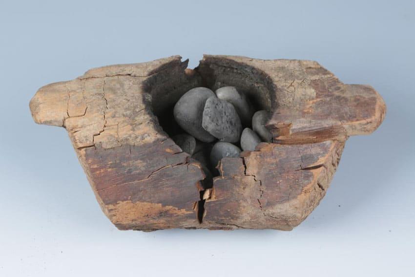 Cannabis wurde schon vor 2500 Jahren verdampft