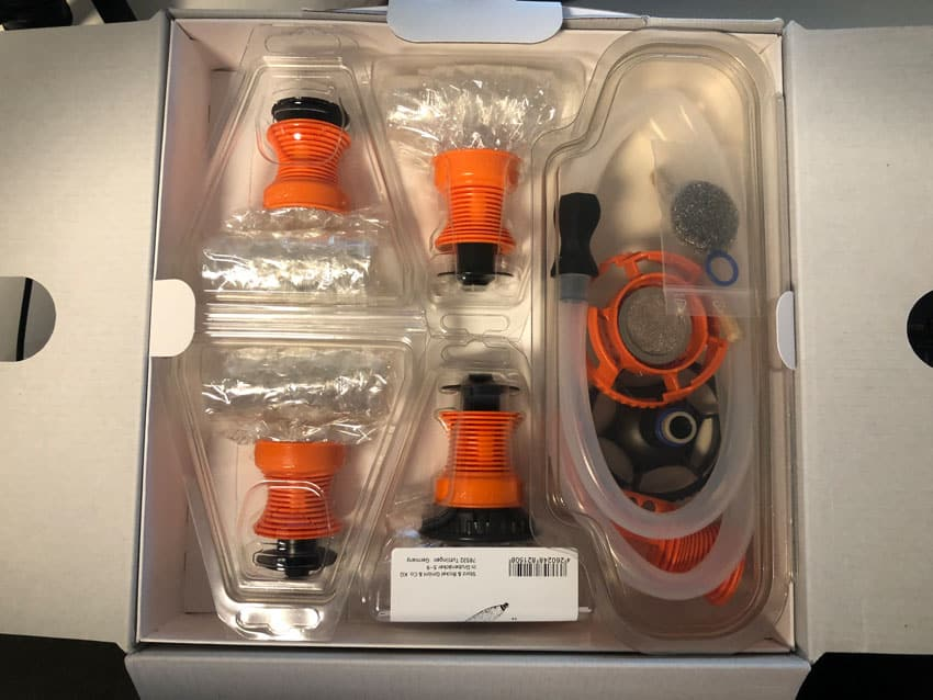 Storz Bickel Volcano Hybrid Vaporizer Zubehoer Und Lieferumfang