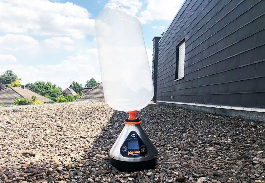 Volcano Hybrid Vaporizer Mit Ballon