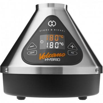 Volcano Hybrid Vaporizer Test