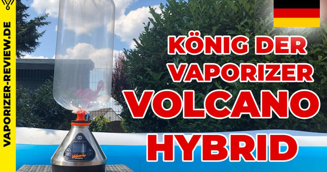 Volcano Hybrid Vorlage