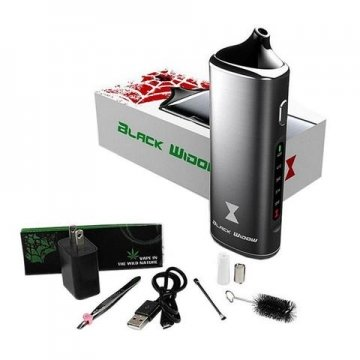 Black Widow Vaporizer Kit